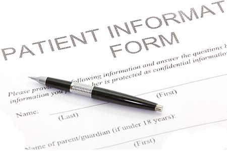 Patient Information Forms